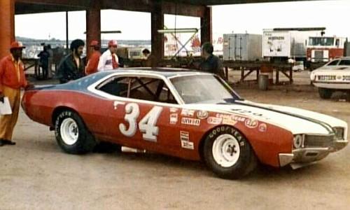 34 Wendell Scott 1972